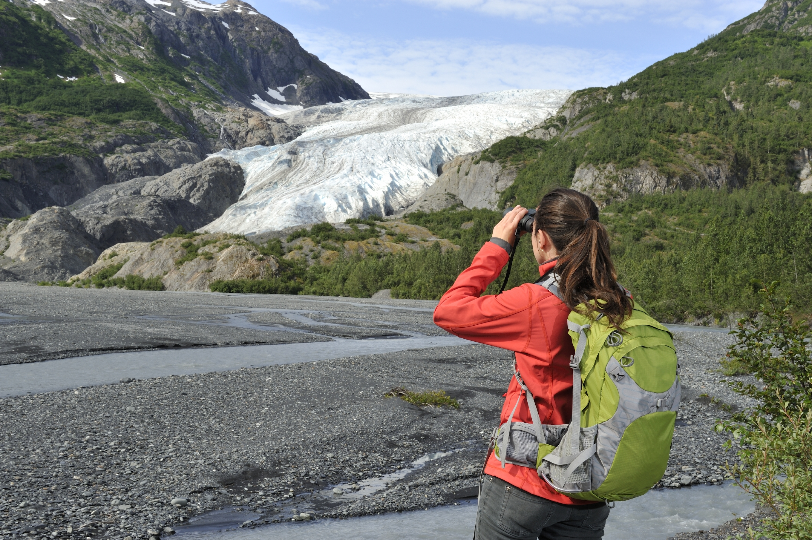 exit glacier hike knightly tours