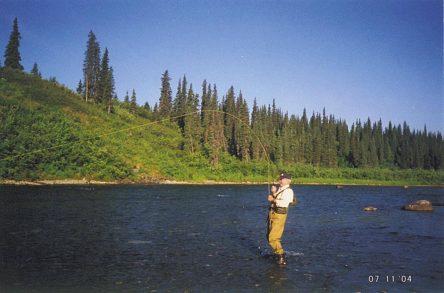 Anchorage one day fly out fishing knightly tours for Alaska out of state fishing license